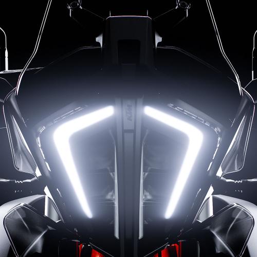 2021 KTM 890 Adventure R Gallery Image 4
