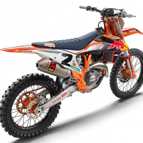2021 KTM 450 SX-F Factory Edition Gallery Image 1