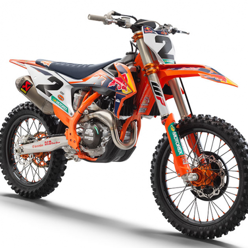 2021 KTM 450 SX-F Factory Edition Gallery Image 2
