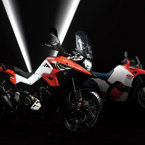 2021 Suzuki V-STROM 1050A Gallery Image 1