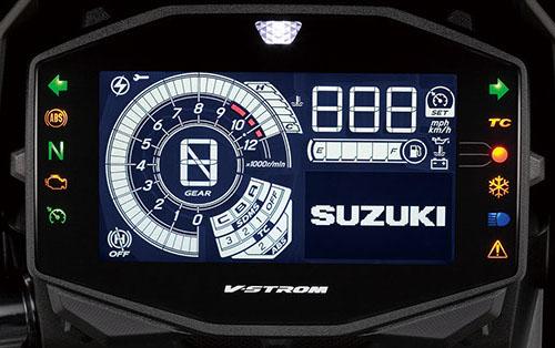 2021 Suzuki V-STROM 1050A Gallery Image 4