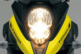 2021 Suzuki V-STROM 650XA Gallery Image 3