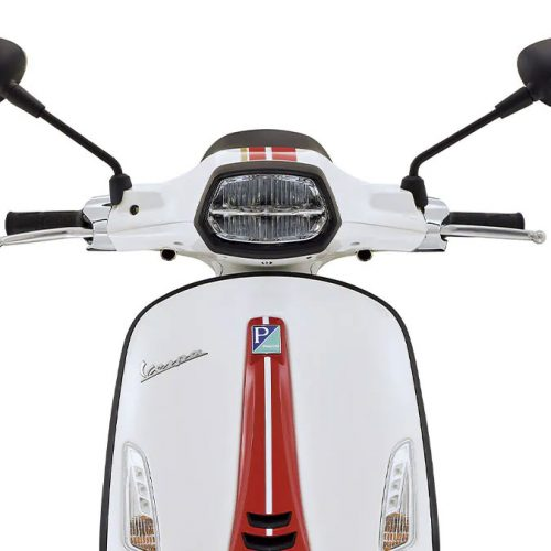 2021 Vespa SPRINT 150 RACING SIXTIES Gallery Image 1