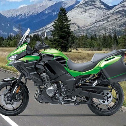 2021 Kawasaki VERSYS 1000 ABS LT (CA) Gallery Image 1