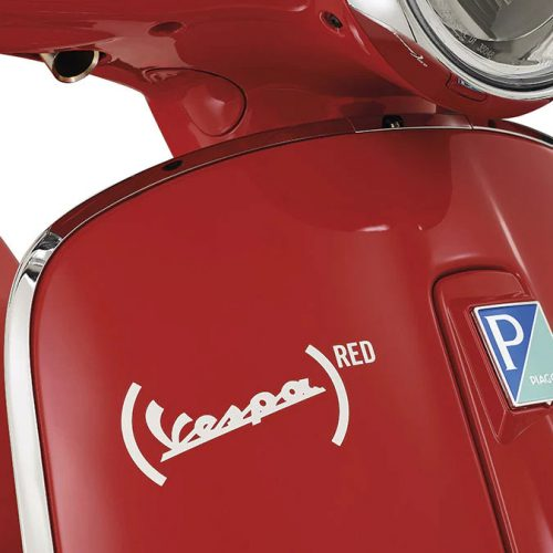 2021 Vespa PRIMAVERA 150 RED Gallery Image 2