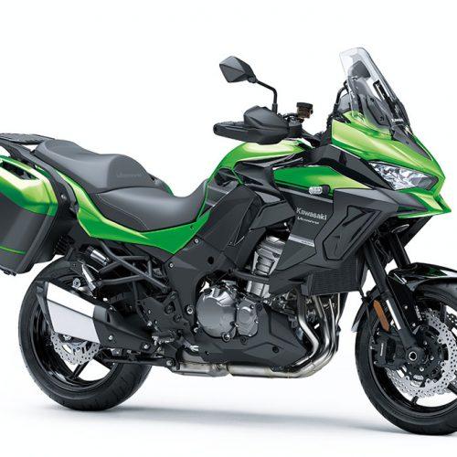 2021 Kawasaki VERSYS 1000 ABS LT (CA) Gallery Image 2