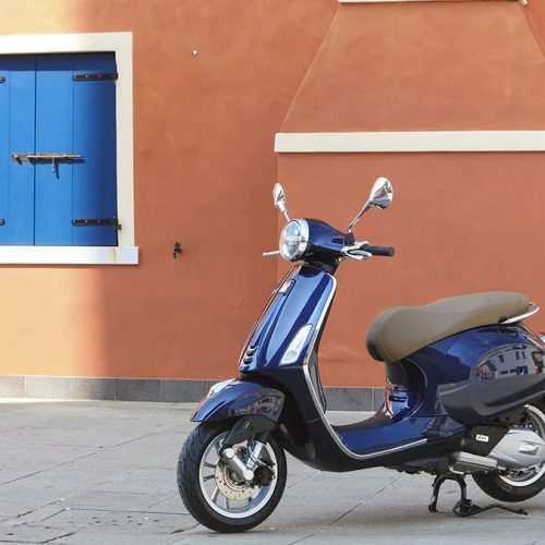 2021 Vespa PRIMAVERA 50 30 MPH (US) Gallery Image 2