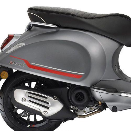 2021 Vespa SPRINT 50 S Gallery Image 3