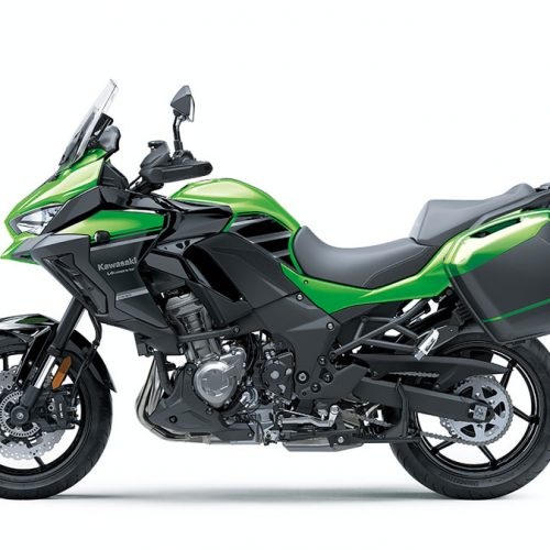 2021 Kawasaki VERSYS 1000 ABS LT (CA) Gallery Image 3