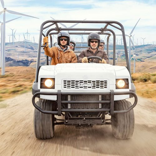 2021 Kawasaki Mule 4000 Trans (US) Gallery Image 3
