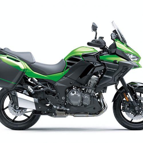 2021 Kawasaki VERSYS 1000 ABS LT (CA) Gallery Image 4