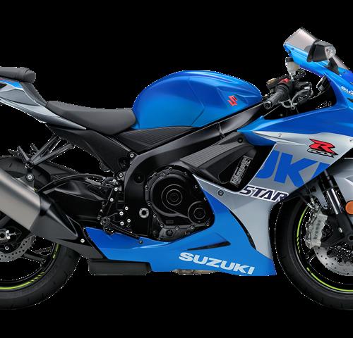 2021 Suzuki GSX-R600 100th Anniversary Edition Gallery Image 2