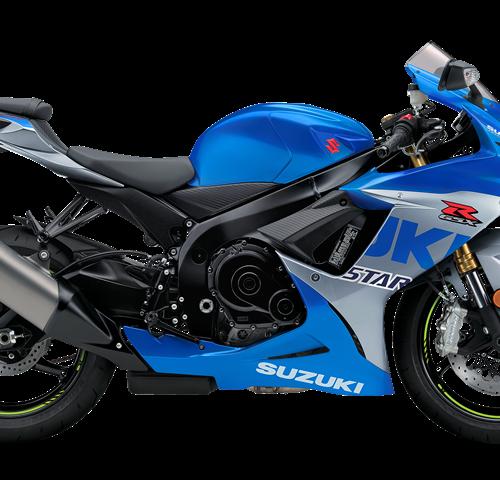 2021 Suzuki GSX-R750 100th Anniversary Edition Gallery Image 1
