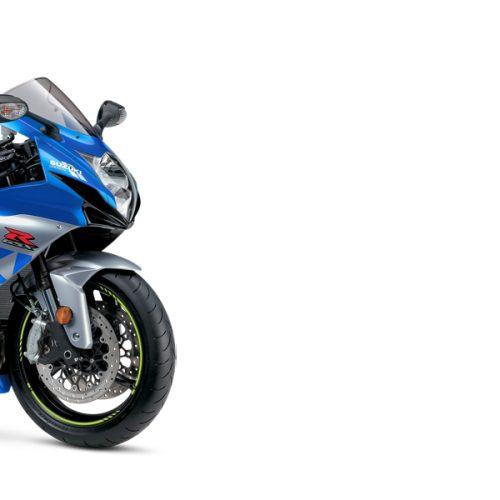 2021 Suzuki GSX-R600 100th Anniversary Edition Gallery Image 3