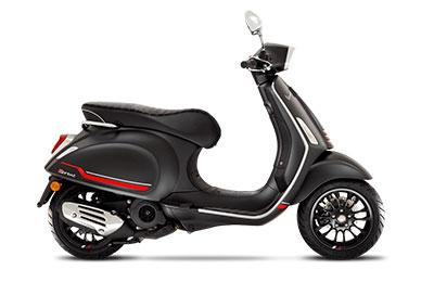2021 Vespa SPRINT 150 S (US)