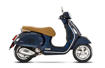 2021 Vespa GTS 300 (US)