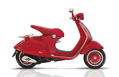 2021 Vespa 946 RED 150