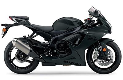 2021 Suzuki GSX-R600