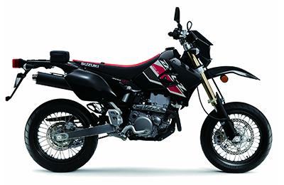 2021 Suzuki DR-Z400SM Gallery Image 4