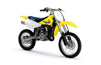 2021 Suzuki RM85