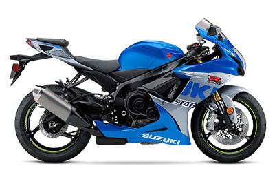 2021 Suzuki GSX-R750 100th Anniversary Edition
