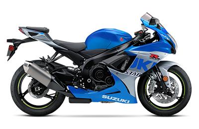 2021 Suzuki GSX-R600 100th Anniversary Edition