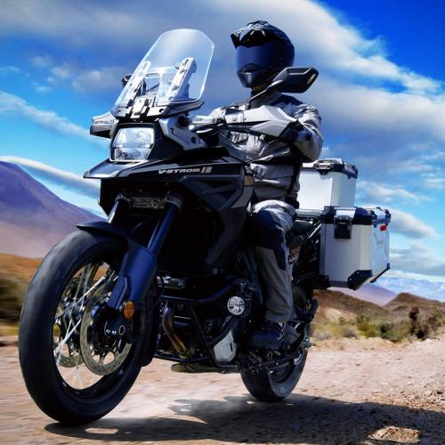 2020 Suzuki V-STROM 1050XT Adventure Gallery Image 1