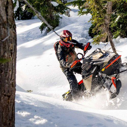 2022 Ski-Doo Summit Gallery Image 3
