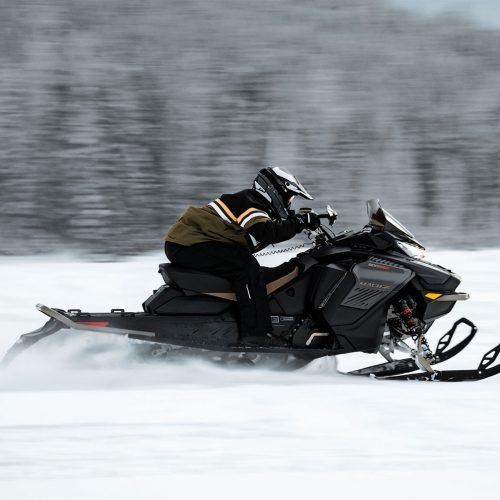 2022 Ski-Doo Mach Z Gallery Image 1