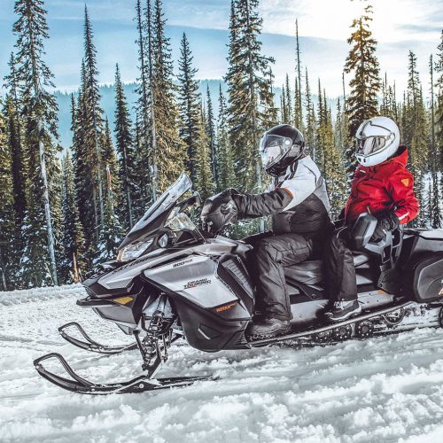 2022 Ski-Doo Grand Touring Gallery Image 4