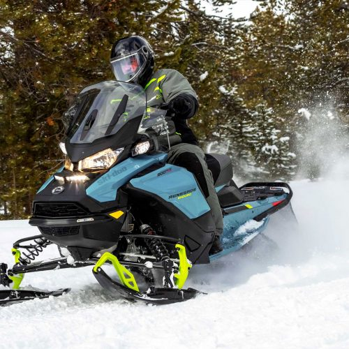 2022 Ski-Doo Renegade Gallery Image 1