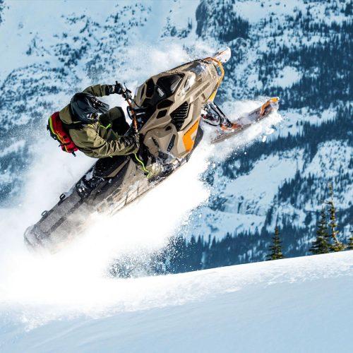 2022 Ski-Doo Freeride Gallery Image 1